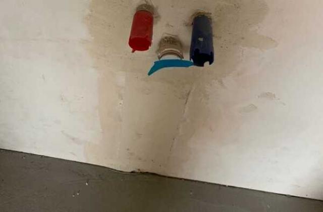 Rura odpływowa 32 pod umywalkę w łazience zamiast zalecanej 50
