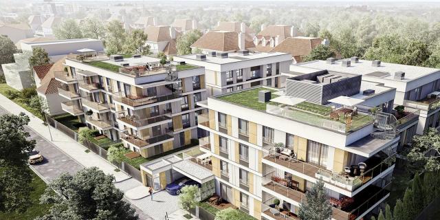 zdjęcie do Opisujemy inwestycje dewelopera Dom Development.