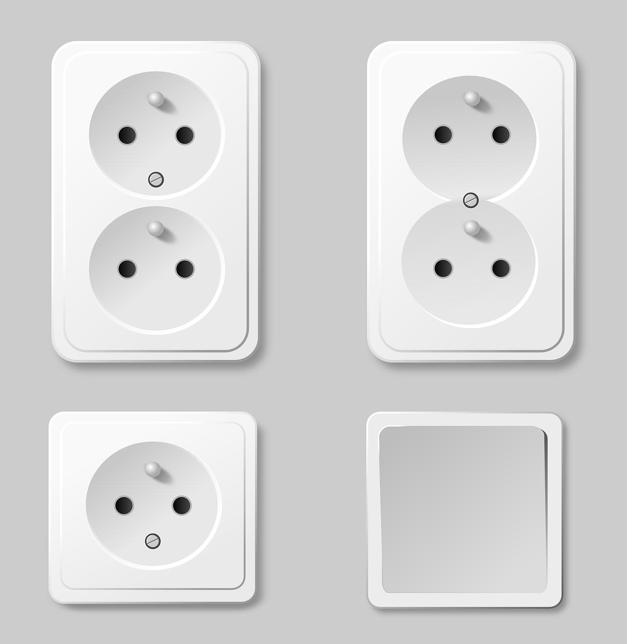 Brak prądu w części gniazd elektrycznych, do weryfikacji